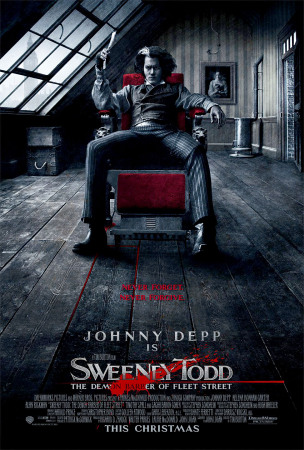 Суинни Тодд, демон-парикмахер с Флит-стрит - Sweeney Todd: The Demon Barber of Fleet Street